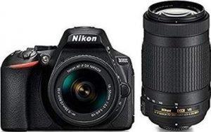 Best DSLR under 50000, Nikon D5600 24.2 MP Digital SLR Camera