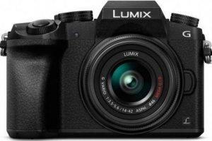 Best Camera under 50000, Panasonic Lumix G7 4K Mirrorless Camera