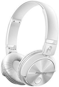 Philips SHB3060WT Bluetooth Headphones