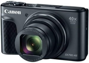 Canon SX730 HS Point-and-Shoot Camera