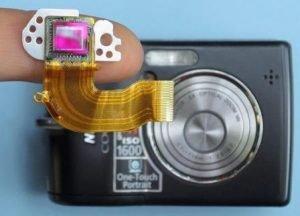 Digitl Camera Censor