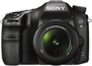 Sony Alpha A68K 24.2 MP Digital SLR Camera