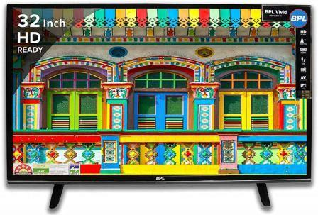 Best TV under 10000, BPL 32 Inch HD Ready LED TV (T32BH3A)