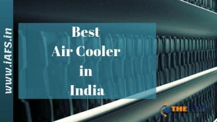 Best Air Cooler In India 2019