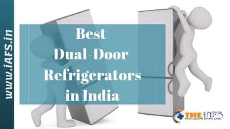 Best Double Door Refrigerator In India 2019, Best Double Door Refrigerator In India