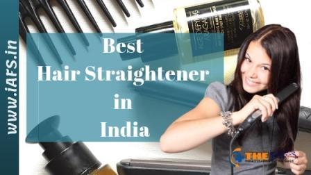Best Hair Straightener in India 2019