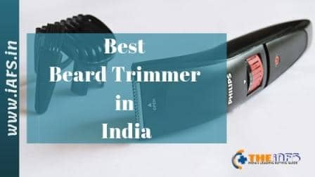 Best Beard Trimmer in India 2019. Best Trimmer in India 2019