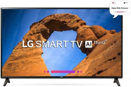 LG 108 cm 43 Inch Full HD LED Smart TV (43LK5760PTA)