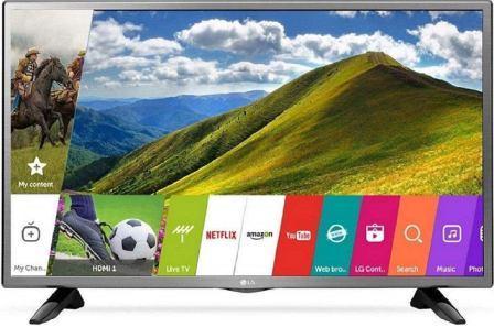 LG 32 Inch HD Ready LED Smart TV (32LJ573D)