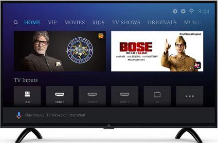 Best SMart TV under 15000, Mi LED TV 4C PRO 32 inch HD Ready Smart TV