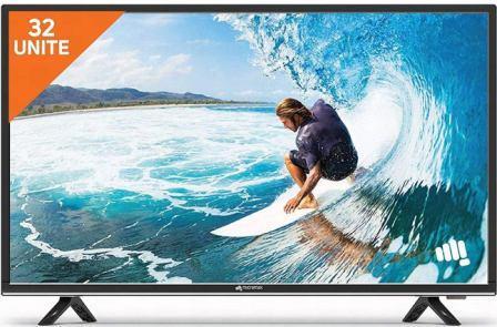 Micromax 32 Inch HD Ready LED TV (32T8361HD)