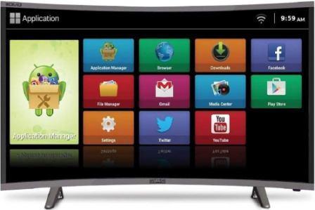 Mitashi 31.5 Inch Curved LED Smart TV (MiCE032v30-HS)