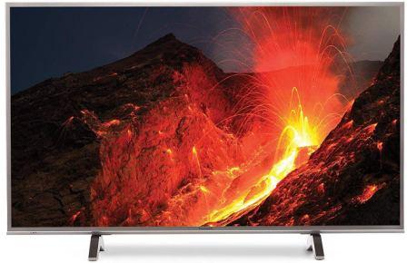 Panasonic 43-Inch 4K Ultra HD LED Smart TV (TH-43FX650D)