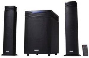 Panasonic HT-20 2.1 Channel Speaker System