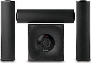 Philips MMS3160B 94 3.1 Channel Multimedia Speaker System