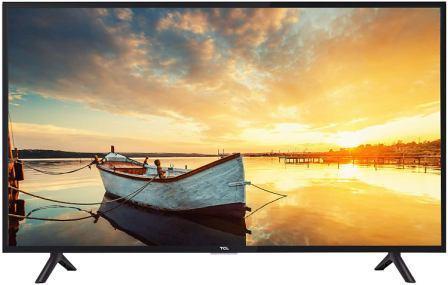 TCL 40-Inch Full HD LED Smart TV 40S62FS