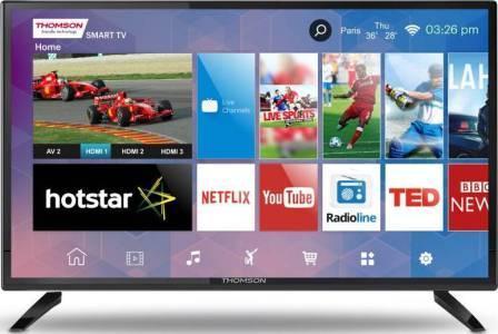 Best LED TV Under 100000, Thomson B9 Pro 32 Inch HD Ready Smart LED TV (32M3277 PRO)