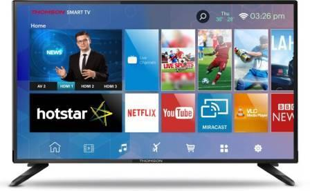 The Best TV under 20000 is Thomson B9 Pro 40-Inch Full HD LED Smart TV (40M4099)