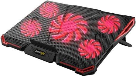 best gaming laptop cooler Cosmic Byte Asteroid Cooling Pad