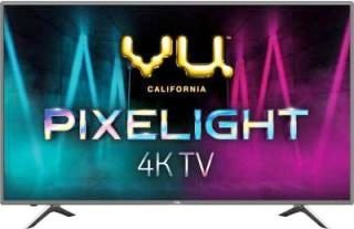 VU 126cm (50 Inch) 4K Ultra HDR Smart LED TV 50SM
