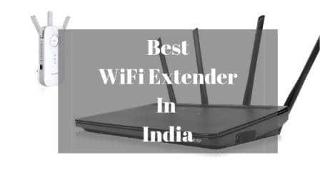 Best WiFi Extender In India