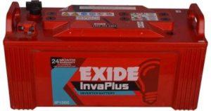 Exide Inva Plus Battery 150Ah 12V