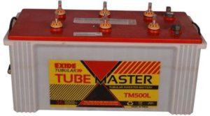 Exide Tube Master Tubular Battery