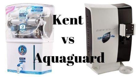 Kent vs Aquaguard