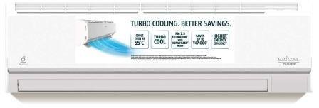 Whirlpool 1.5 Ton 3-Star Inverter Split Air Conditioner in India