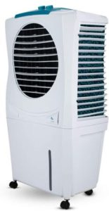 Symphony Ice Cube 27 Personal Room Air Cooler 27-litres with Powerful Fan, 3-Side Honeycomb Pads