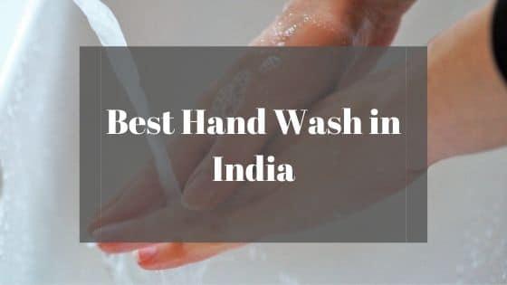 Best Hand Wash in India