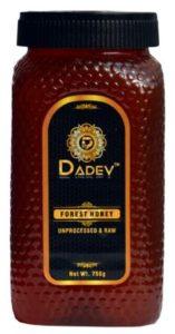 DADEV Unprocessed Raw Honey
