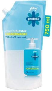 Godrej Protekt Masterblaster Germ Protection Liquid Hand Wash