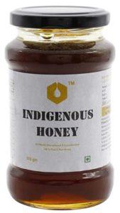 INDIGENOUS HONEY Raw Organic Honey