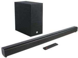 JBL Cinema 2.1 Soundbar (SB160)