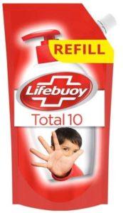 Lifebuoy Total 10 Activ Naturol Germ Protection Hand Wash
