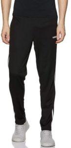 Adidas Men's Tapered Fit Skinny Sweatpants