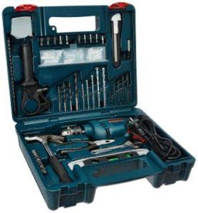 Bosch GSB 600 RE 13mm 600W Smart Drill Kit
