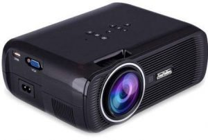Myra TouYinGer X7 Best Projector under 10000 in India 2019