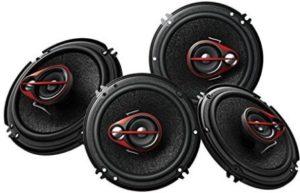 Pioneer TS-R1651D Coaxial Speakers