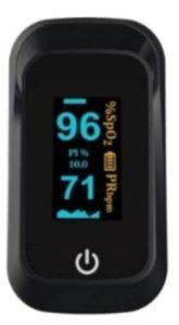 SCURE Finger Tip Pulse Oximeter