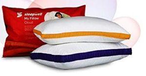 Sleepwell Premium Cloud Pillow