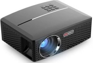 ViviBright GP80 1800LM LED Projector, Best Projector under 10K