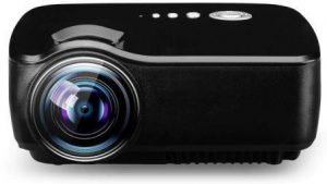 Best Protectors under 10000 in India, Upgraded Vivibright LED 1080p Mini Portable Full HD Projector