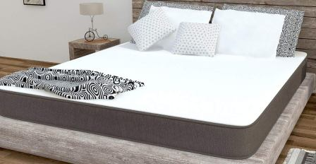 Wake Up Orthopaedic Memory Foam Mattress