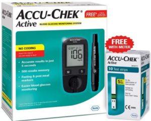Accu-Chek Active Blood Glucose Meter Kit