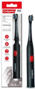 Colgate PROCLINICAL 150 Sonic Charcoal Battery Powered Toothbrush