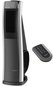Lasko Oscillating 4-Speed High-Velocity Tower Fan and Multi-Function Remote Control