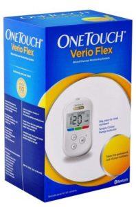 OneTouch Verio Flex Glucometer