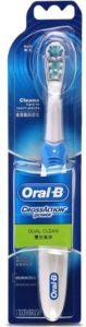 Oral-B Cross Action Battery Powered Toothbrush